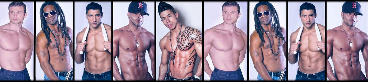 male strippers Boston